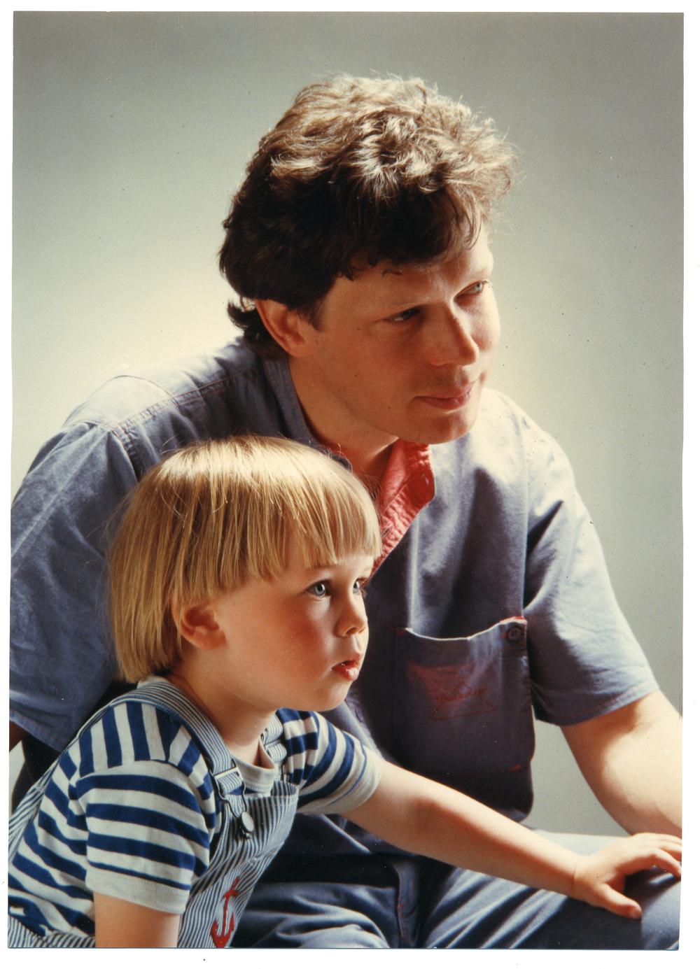 Markku and Tomi