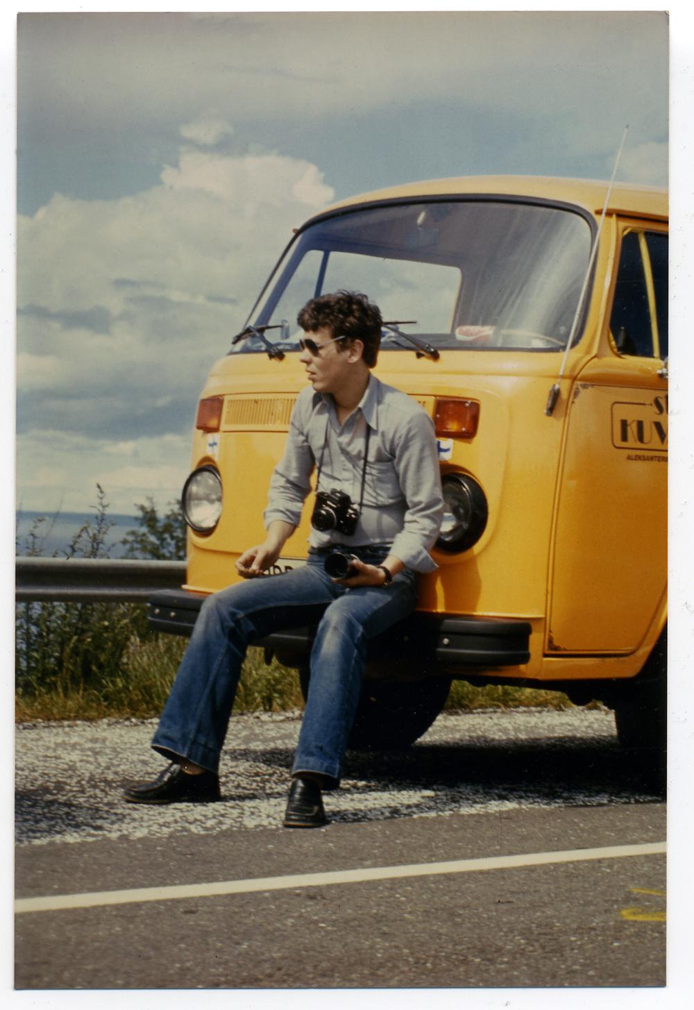 Markku and VW
