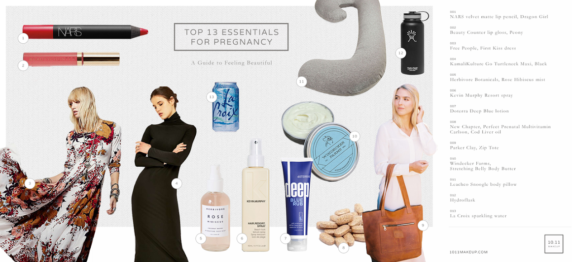 Top 13 Essentials For Pregnancy: A Guide For Feeling