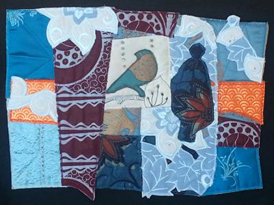Natsumi — Summer Sea (Quilt) | Cindy Rinne