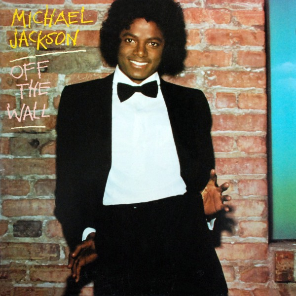 Michael Jackson 'Off the Wall' 1979