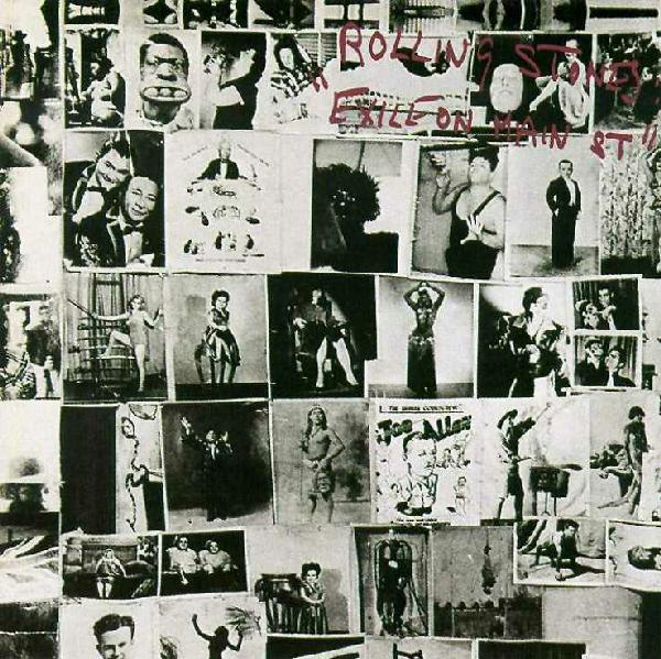 Rolling Stones 'Exile On Main St.' 1972