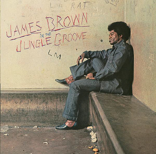 James Brown 'In the Jungle Groove' 1986