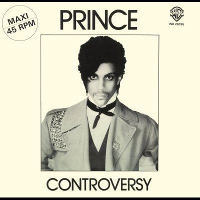 """Prince 'Controversy (12"""")' 1981"""