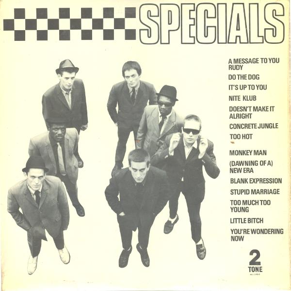 The Specials 'The Specials' 1979
