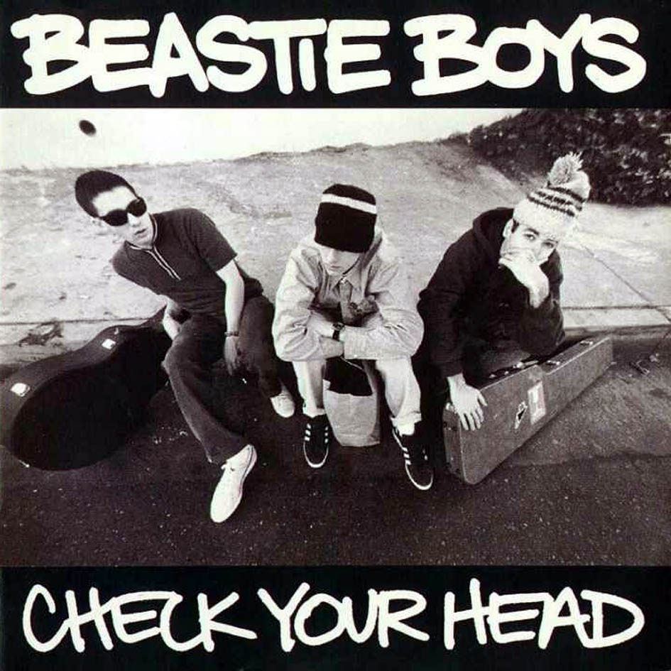 Beastie Boys 'Check Your Head' 1992