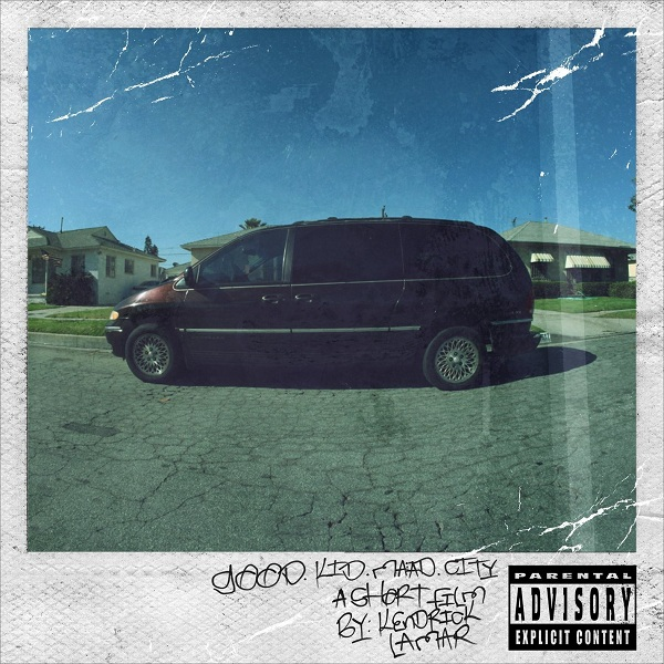 Kendrick Lamar 'good kid, m.A.A.d city' 2012