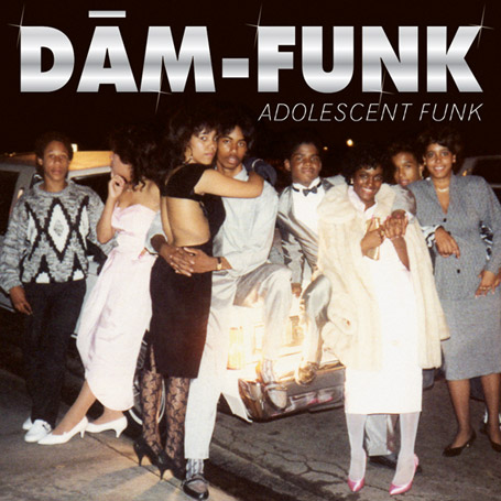 Dam-Funk 'Adolescent Funk' 2010