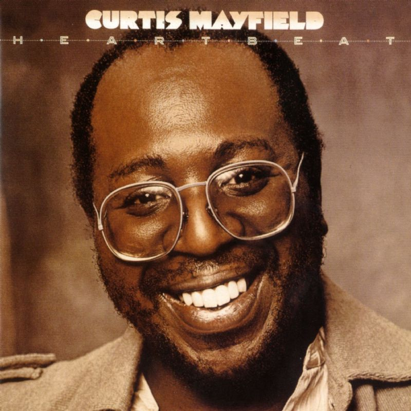 Curtis Mayfield 'Heartbeat' 1979