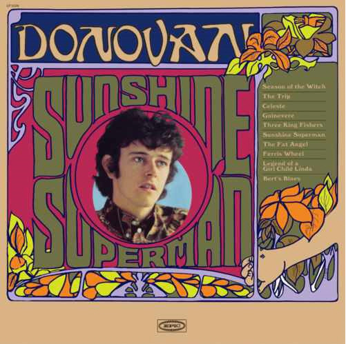 Donovan 'Sunshine Superman' 1966