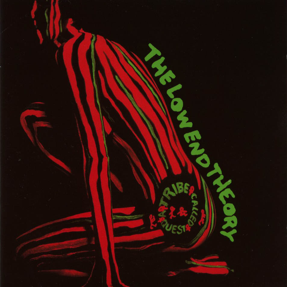 A Tribe Called Quest 'The Low End Theory' 1991