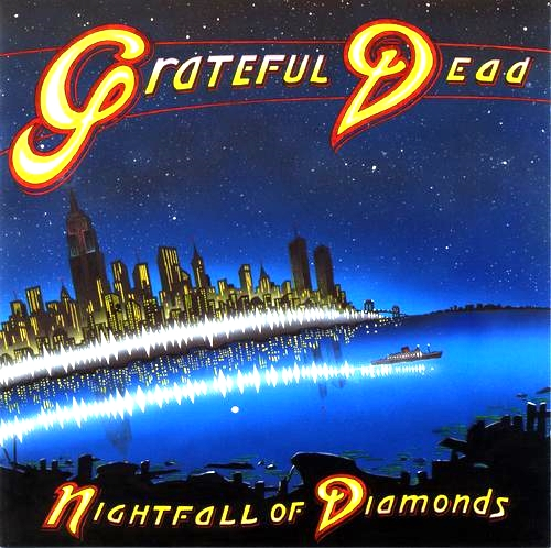 Grateful Dead 'Nightfall of Diamonds' 1989
