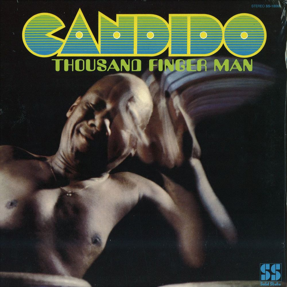 Candido 'Thousand Finger Man' 1970