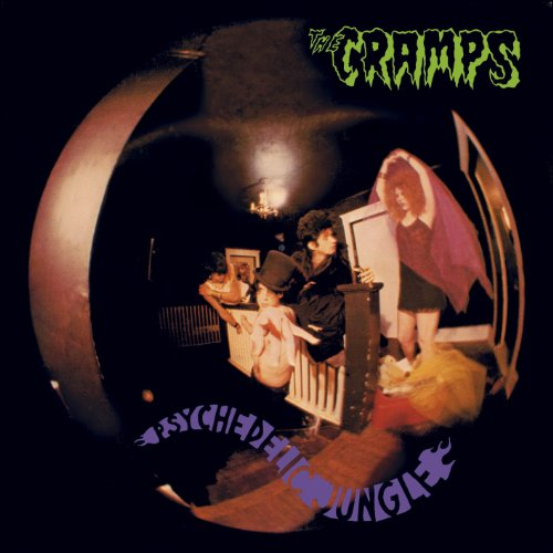 The Cramps 'Psychedelic Jungle' 1981