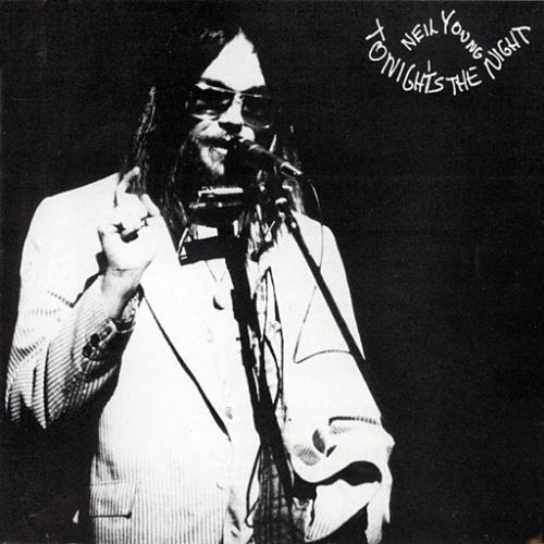 Neil Young 'Tonight's The Night' 1975