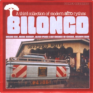 VA - Bilongo 'A Third Collection Of Modern Afro Rhythms' 2000
