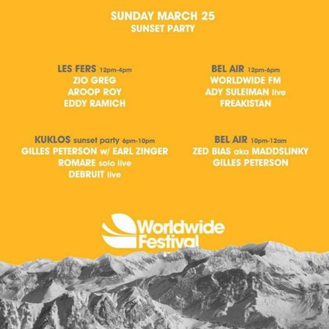 Final stretch! @worldwidefest_leysin
