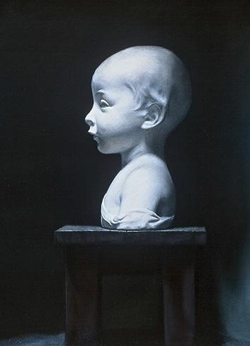 Head of Child
