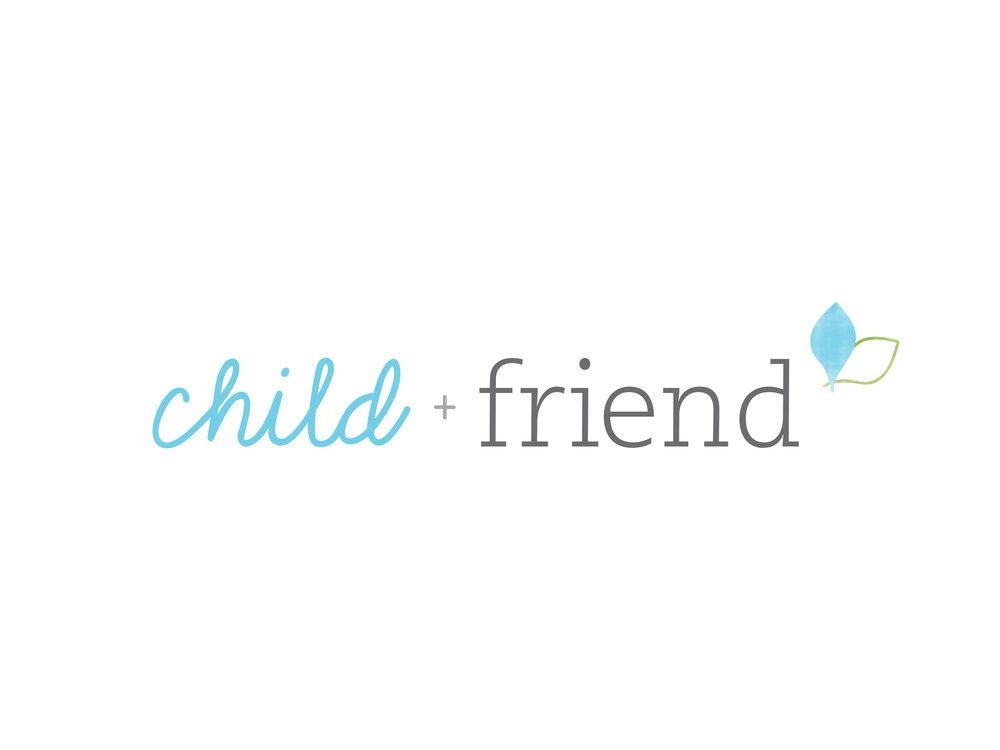 childandfriend.com    branding, website