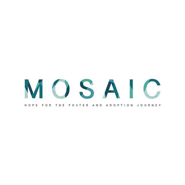 If you can't tell #fostercare is a cause very close to my heart so I LOVE when I get to work with organizations that support foster care and the families that open their homes to kiddos in need 💛 #mosaicretreat #alimooneydesign
