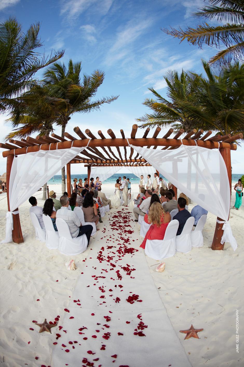 Cancun riviera maya wedding photographer jaime glez for Riviera maya wedding photographer