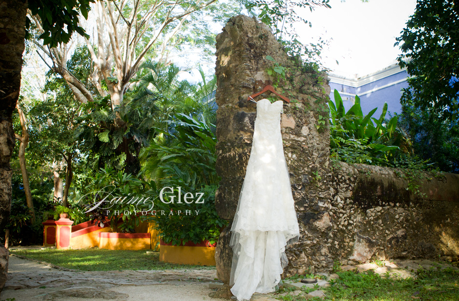 hacienda san jose cholul wedding 3