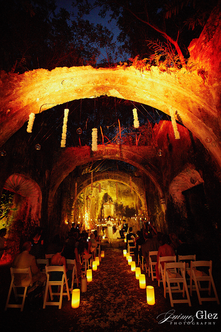 hacienda uayamon wedding 9