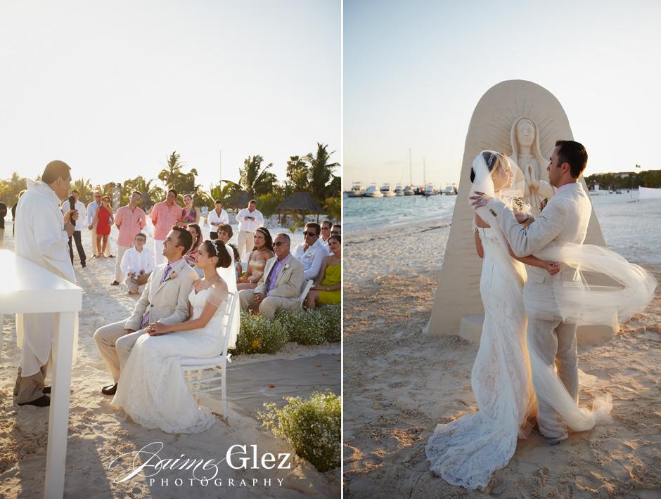 wedding pictures marina maroma 4