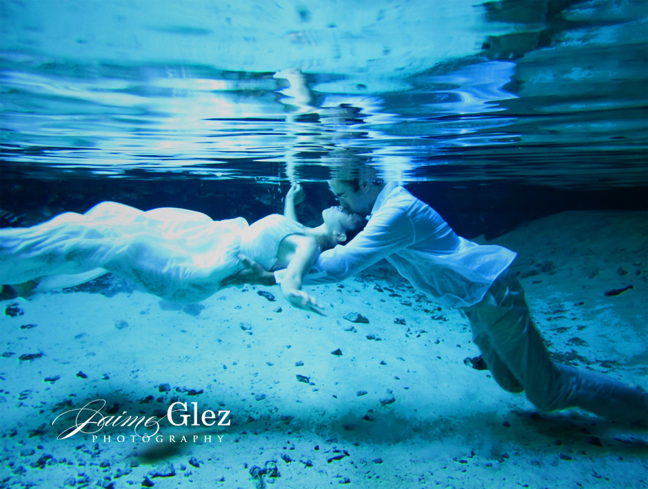 trash the dress cenote tulum 10
