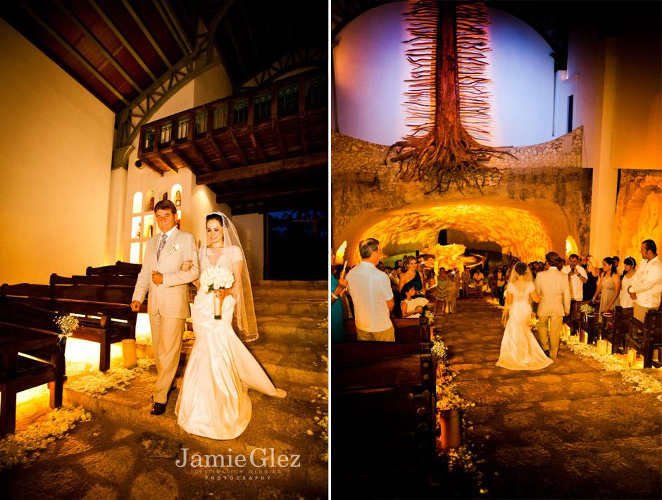 Wedding Chapel in Xcaret