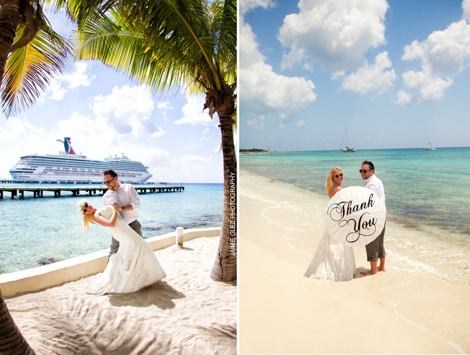 Mr Sanchos Cozumel Wedding Photography: Shannon and Kyle — Riviera ...