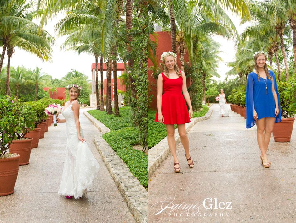 zoetry riviera maya wedding