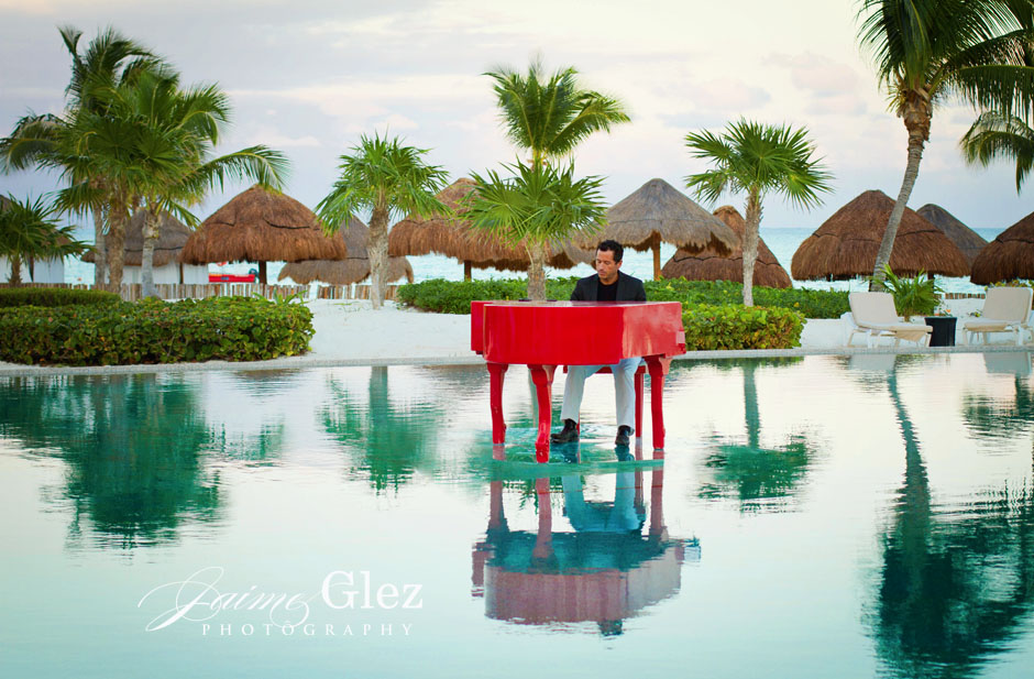 secrets maroma beach wedding 28