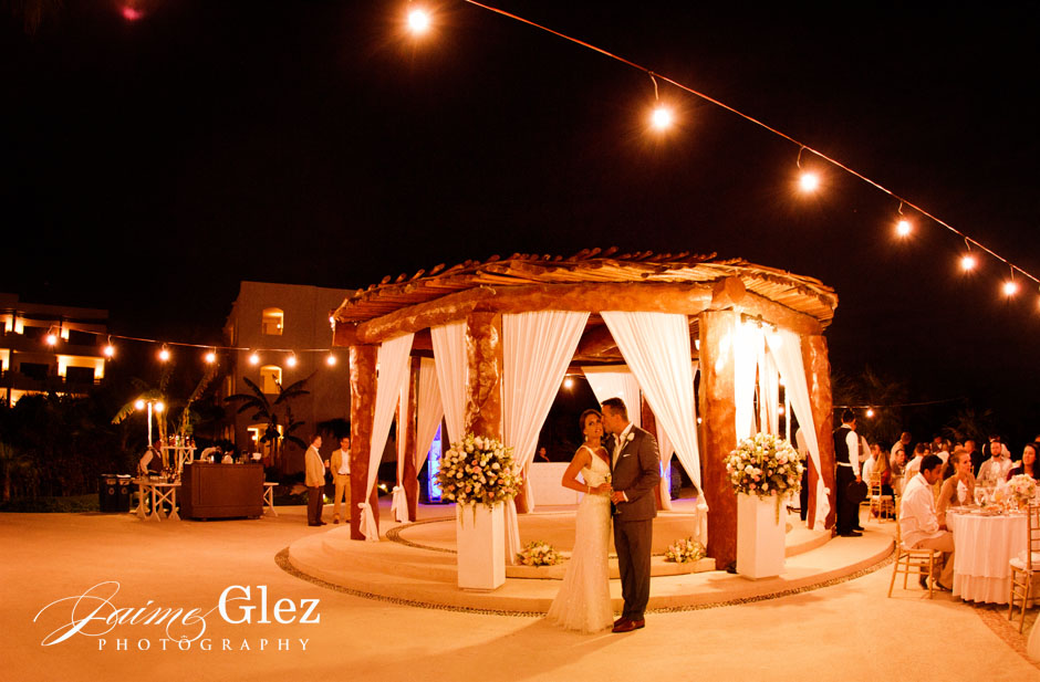 secrets maroma beach wedding 33