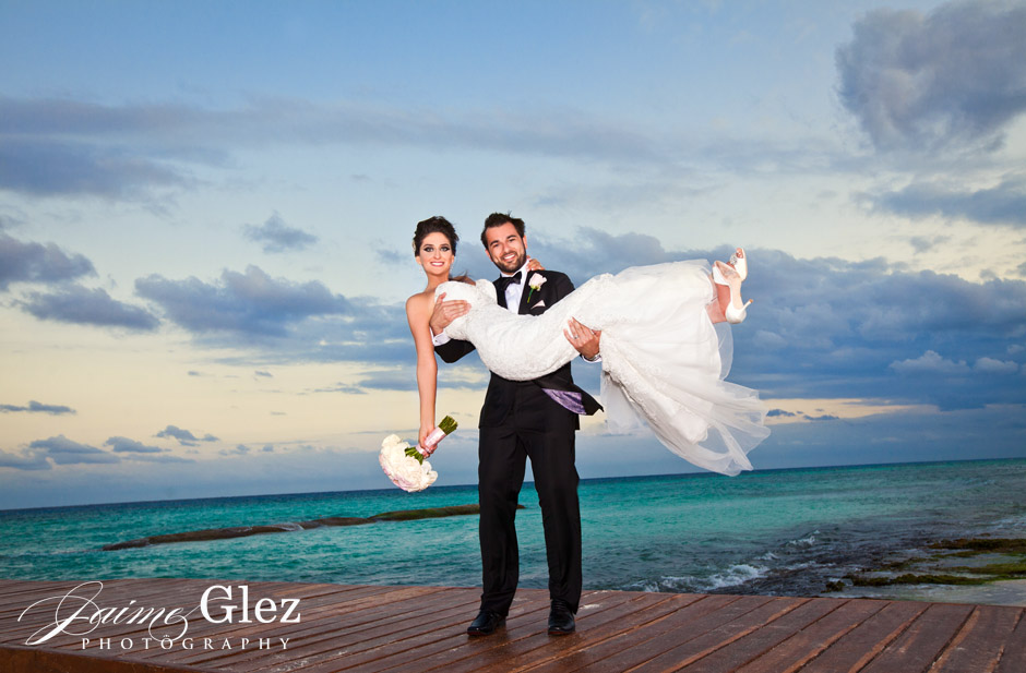 azul fives riviera maya wedding 16