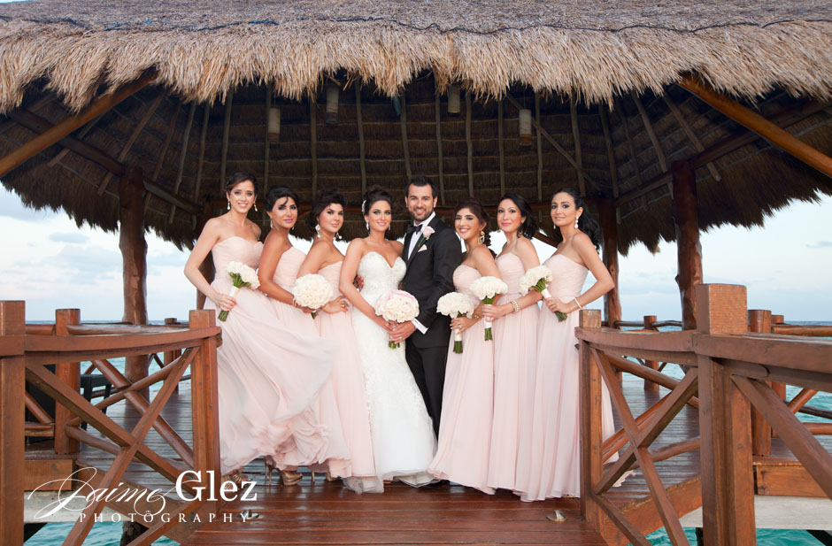 azul fives riviera maya wedding 10