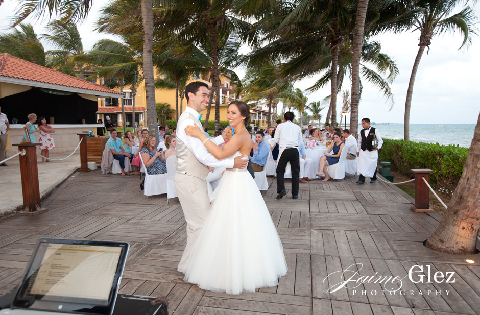 secrets capri riviera cancun wedding 18