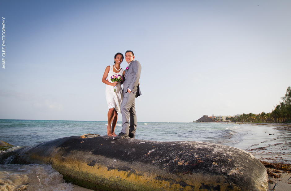 sandos caracol wedding pictures 11