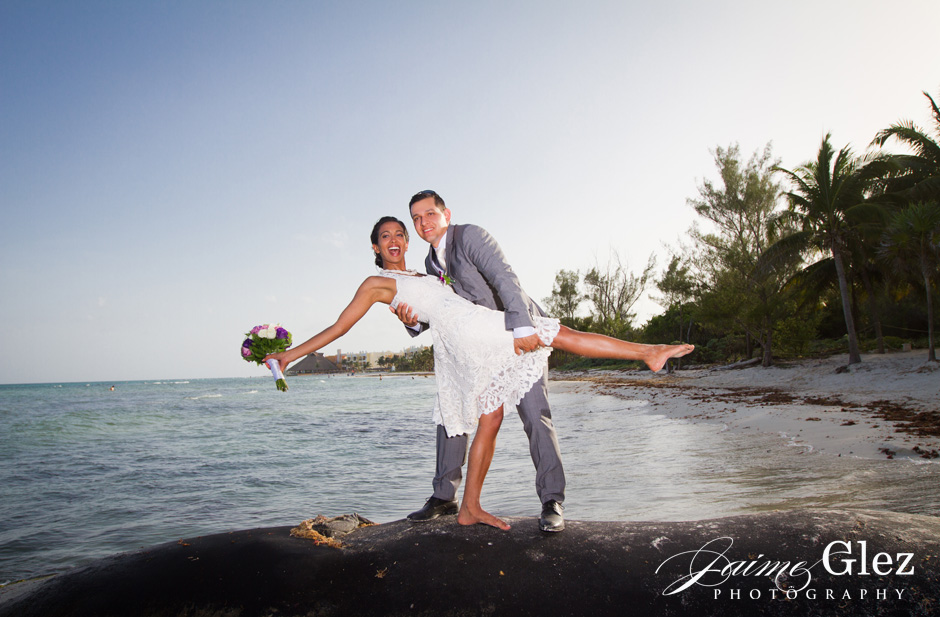 sandos caracol wedding pictures 12