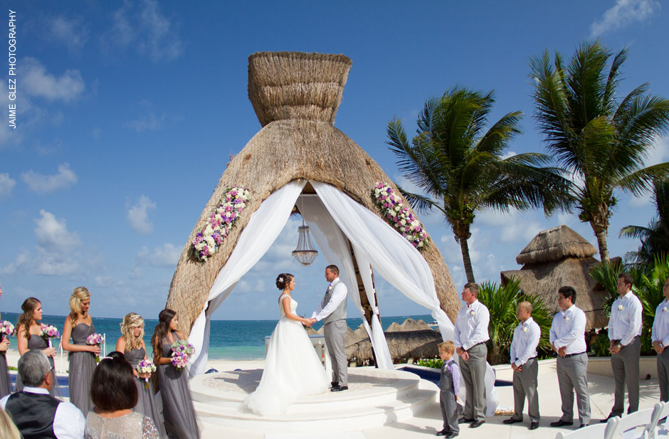 dreams-riviera-cancun-wedding-photos-1