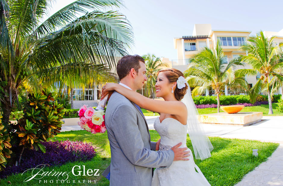 now jade riviera cancun wedding photos 17