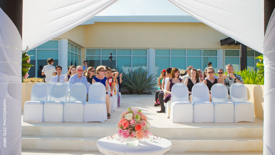 now jade riviera cancun wedding photos 13