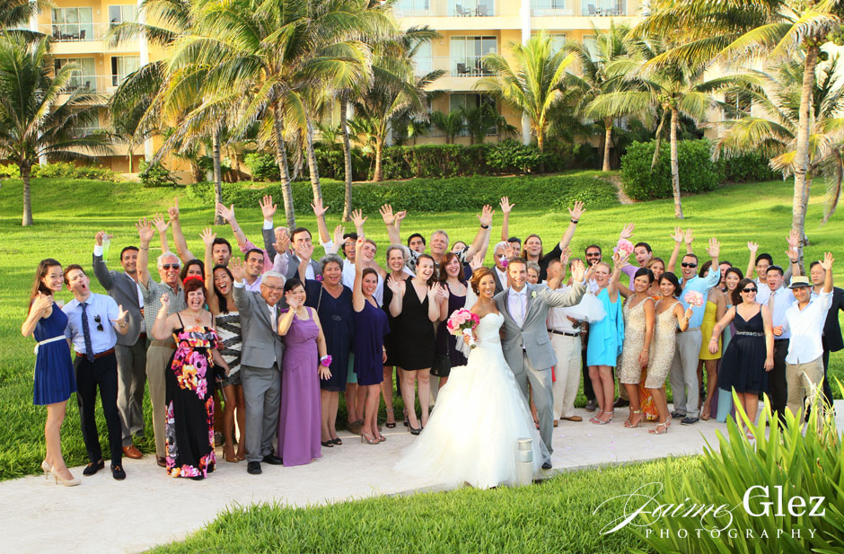 now jade riviera cancun wedding photos 7
