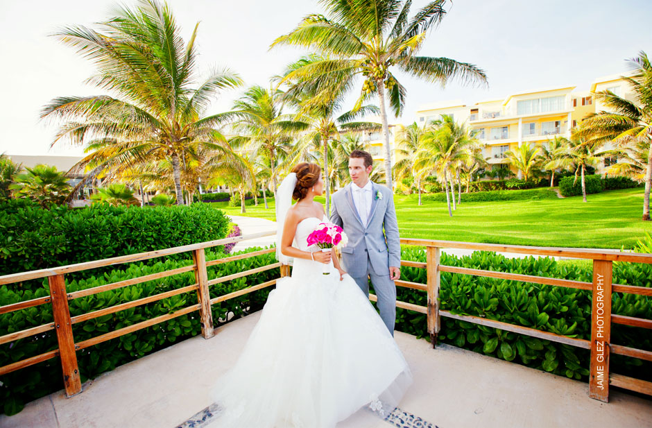 now jade riviera cancun wedding photos 5