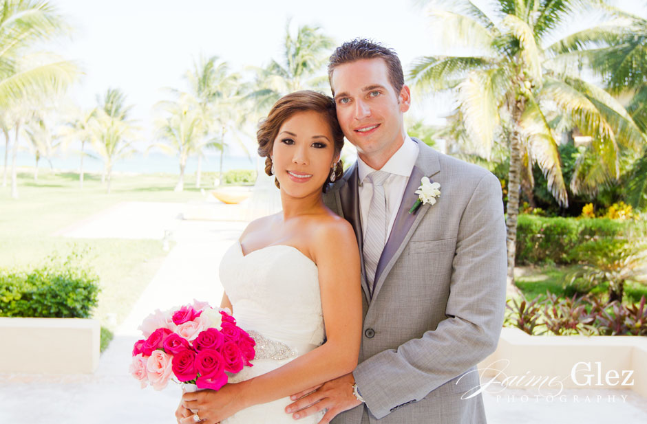 now jade riviera cancun wedding photos 4