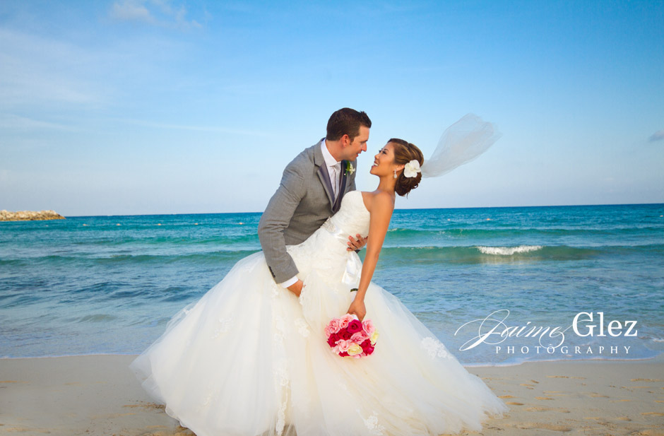 now jade riviera cancun wedding photos 2