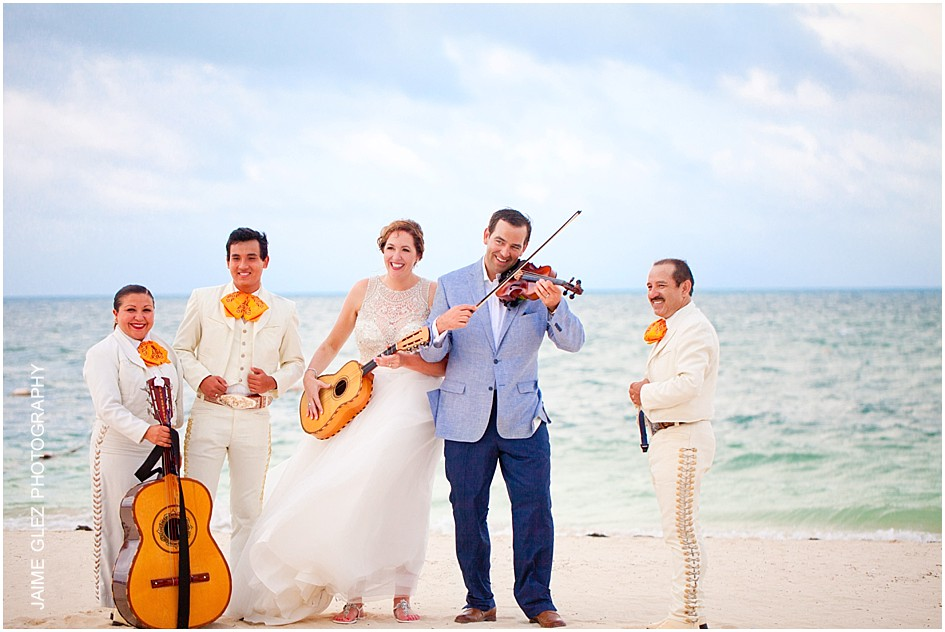finest playa mujeres wedding photos 22