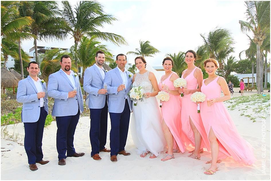 finest playa mujeres wedding photos 24