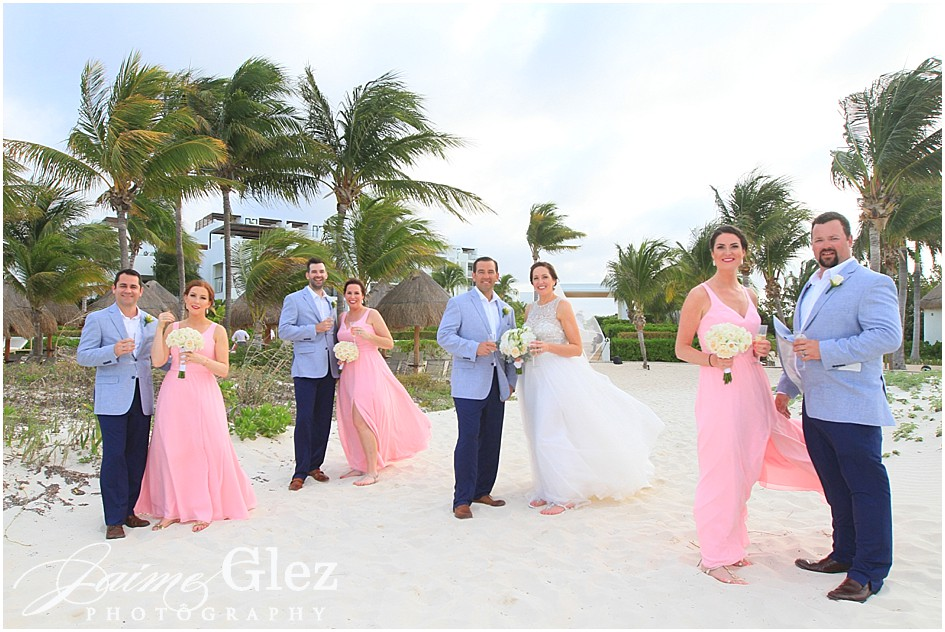 finest playa mujeres wedding photos 25