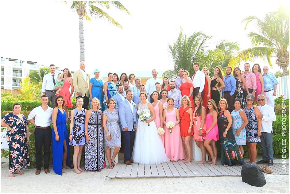 finest playa mujeres wedding photos 28